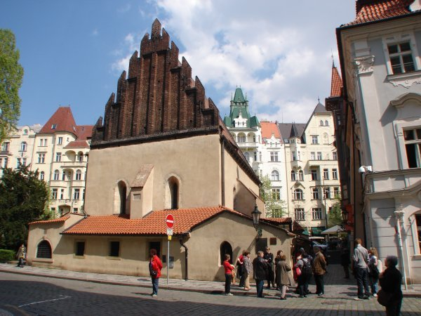 Old New Synagogue, - Jewish district - Krakow Tour